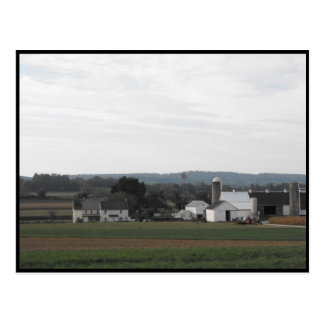~ Autumn in Lancaster County ~ 36 Postcard