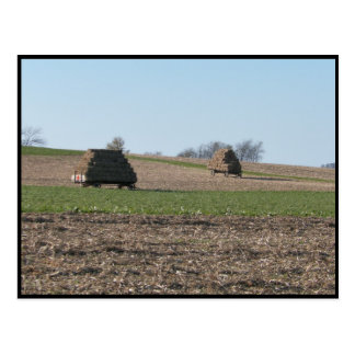 ~ Autumn in Lancaster County ~ 77 Postcard