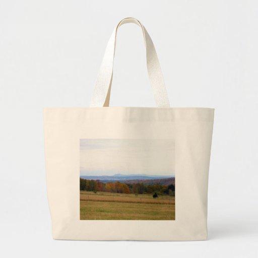 Autumn_In_Maine_7 Jumbo Tote Bag