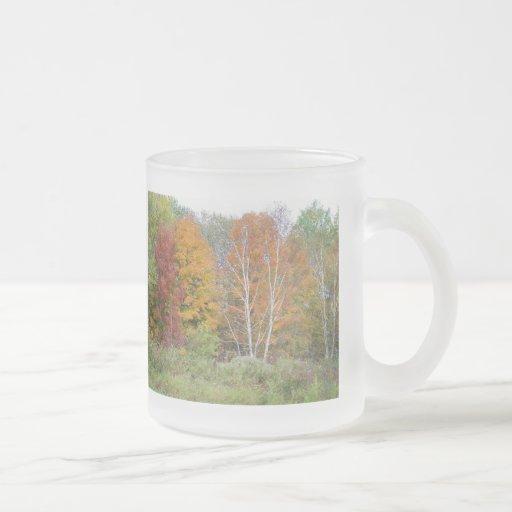 Autumn In Maine Mug