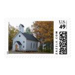 Autumn In Maine Stamp