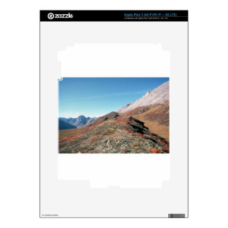 AUTUMN IN MOUNTAINS SCENIC SKINS FOR iPad 3