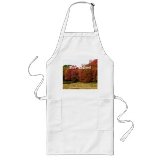 Autumn in New England Long Apron
