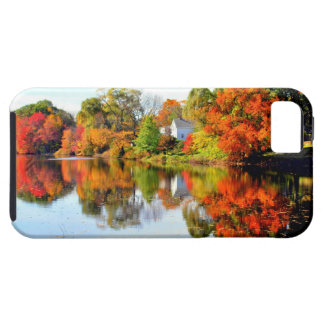 AUTUMN IN NEW ENGLAND iPhone SE/5/5s CASE