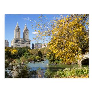 Autumn in New York, Thanksgiving Postcard