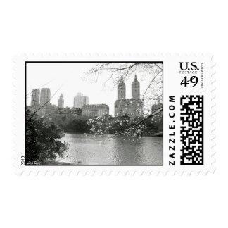 'Autumn in NY' Postage
