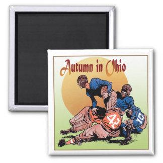 Autumn in Ohio Magnet