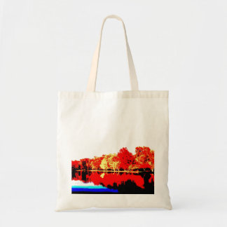 Autumn in Primary Colors Tote Bag