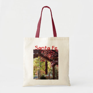 Autumn in Santa Fe Budget Tote Bag