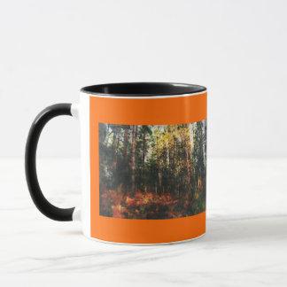 Autumn in Sherwood Forest Mug