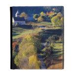 Autumn in the Alps iPad Folio Cover