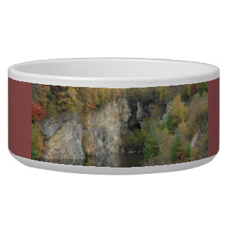 Autumn in the Blue Ridge Mountains Large Bowl