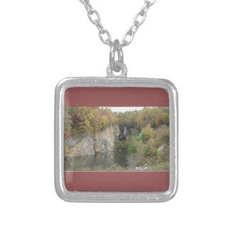 Autumn in the Blue Ridge Mountains Necklace