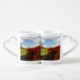 Autumn in the Country Coffee Mug Set
