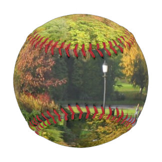 Autumn in the Park Baseball