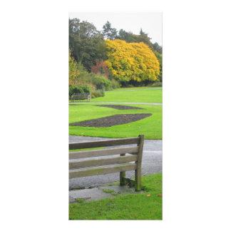 Autumn in the Park Rack Card