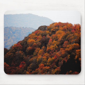 Autumn in the Smokies Mouse Pad