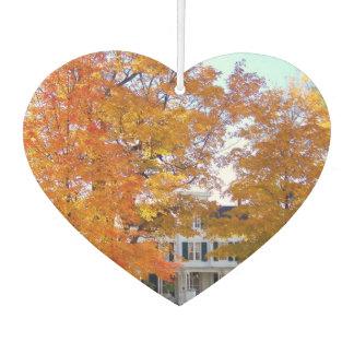 Autumn in the Suburbs Air Freshener