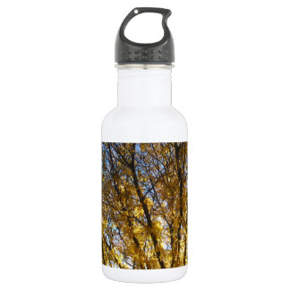Autumn in the Texas Panhandle Water Bottle