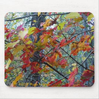 Autumn Incarnate Mouse Pads