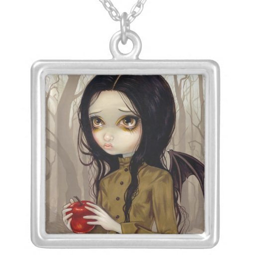 Autumn is My Last Chance NECKLACE gothic fairy