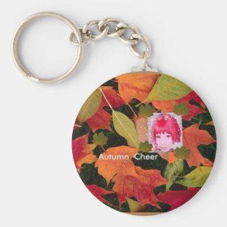 autumn keychain
