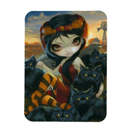 """""""Autumn Kitties"""" Flex Magnet"""