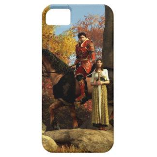 Autumn Knight iPhone SE/5/5s Case