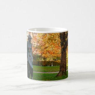 Autumn Lady Mug