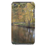 Autumn Lake Barely There iPod Cases