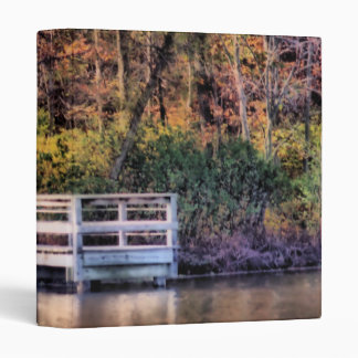 Autumn Lake Binder
