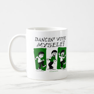 "Autumn Lake ""Lonely Dancer"" Coffee Mug"
