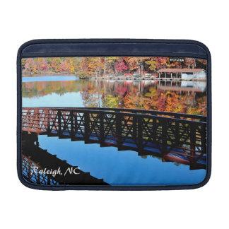 Autumn Lake MacBook Air Sleeve