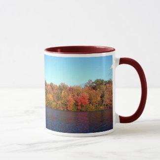 Autumn Lake Mug