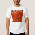 """Autumn Lake """"ROBOT WITH A HORN"""" T-Shirt"""