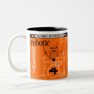 "Autumn Lake ""ROBOTIC BEAT LP"" Mug"