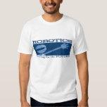 """AUTUMN LAKE """"Robotics!"""" T-shirt"""