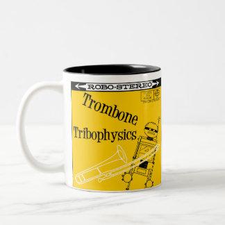 "Autumn Lake ""TRIBOPHYSICS"" Mug"