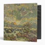Autumn landscape, 1890 vinyl binder