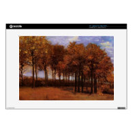 Autumn Landscape by Van Gogh. Skin For 15