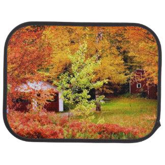 Autumn Landscape Car Floor Mat