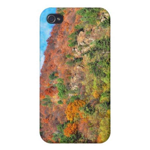 Autumn landscape iPhone 4/4S case