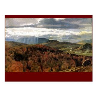 Autumn Landscape, Shelburne, Vermont Postcard