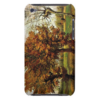 Autumn Landscape with Four Trees by van Gogh iPod Touch Case