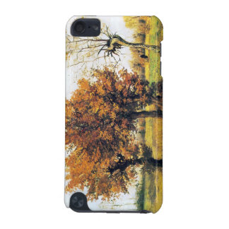 Autumn Landscape with Four Trees iPod Touch 5G Cover