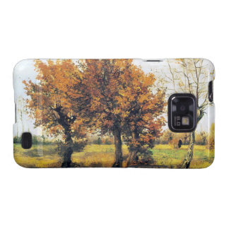 Autumn Landscape with Four Trees Galaxy SII Cover
