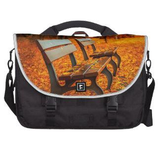 Autumn Laptop Messenger Bag