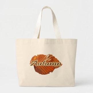 Autumn Large Tote Bag