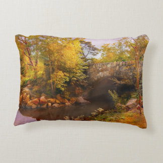 Autumn - Late afternoon Accent Pillow