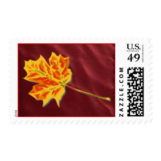 Autumn leaf - any size-any price postage